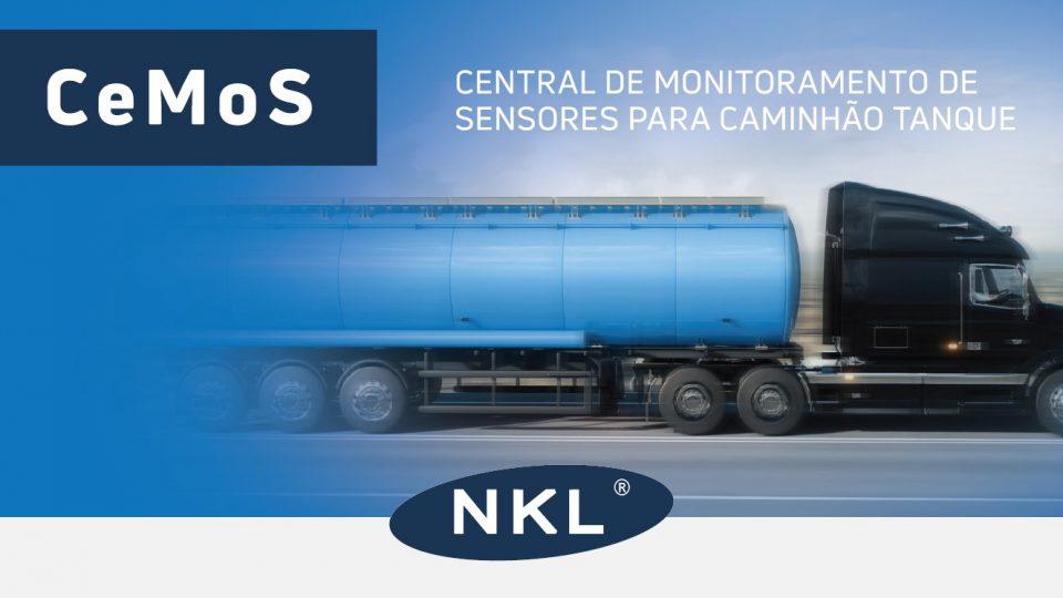 Monitor CeMoS + Sensores NKL