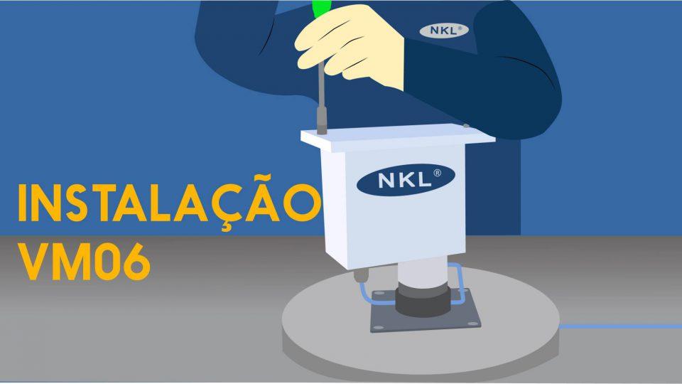 Instalação - equipamentos NKL